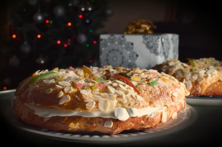 Elaborar un Roscón de Reyes ligero es posible con esta receta