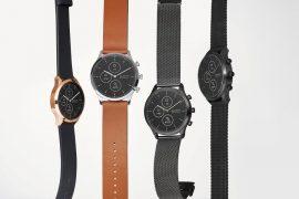 Skagen lanza su nuevo smart watch híbrido Jorn Hybrid HR