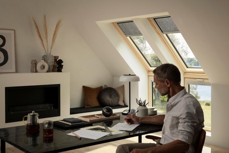 La iluminación natural de las viviendas no es suficiente para el teletrabajo