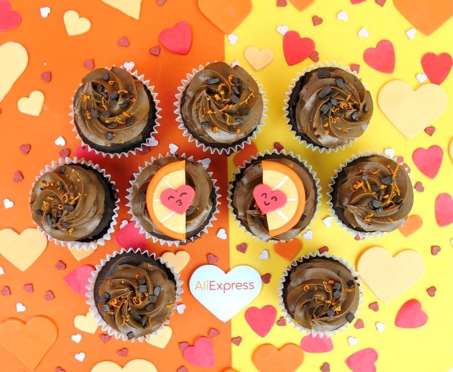 Crea los cupcakes de AliExpress & Lolita Bakery para tu media naranja