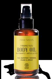 NUEVO LANZAMIENTO DE ALMA SECRET: Firming Yuzu Body Oil