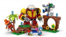 LEGO IDEAS® presenta una creación supersónica de fan: SONIC MANIA™ GREEN HILL ZONE