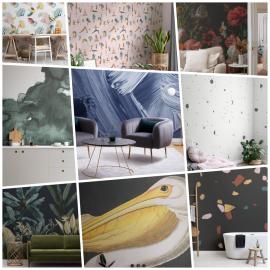 Los 10 estilos de papel pintado más populares de Instagram