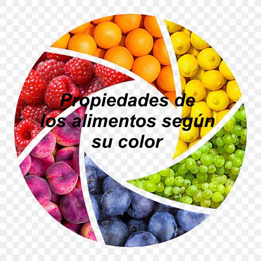 colores y alimentos