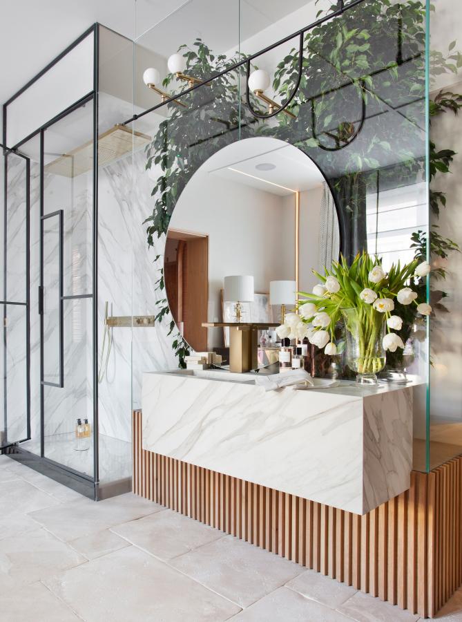 Te contamos cómo crear una zona de relax en tu cuarto de baño con poco presupuesto