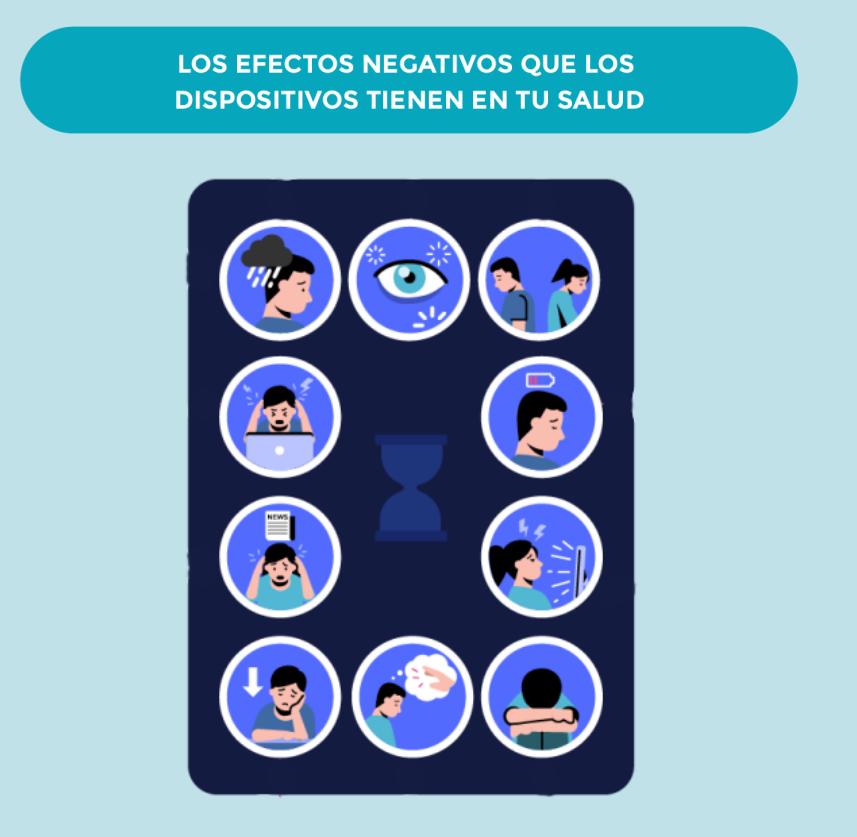 10 efectos negativos que el uso excesivo del móvil podría tener en tu salud