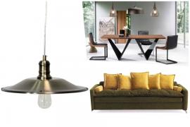 Cómo decorar el hogar con un estilo industrial según Menamobel