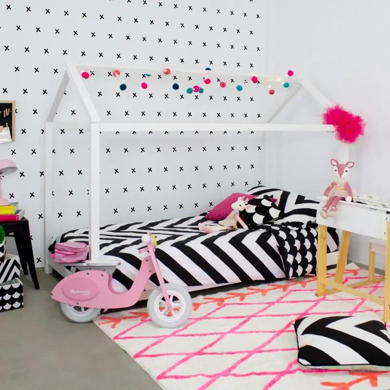 ¿Cómo decorar y amueblar con estilo una habitación infantil con muebles Montessori?