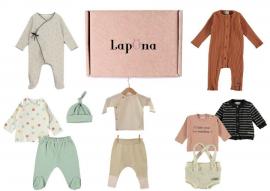 Llega Lapona, la primera empresa sostenible de alquiler de ropa de bebé por suscripción