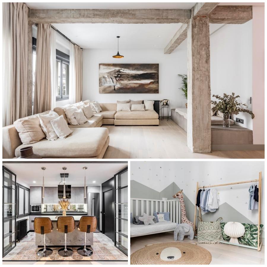 hogar con reminiscencias de Oriente Medio, por Live in Design Studio