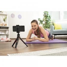 Solid II Bluetooth, el trípode de Hama para smartphones y cámaras de acción perfecto para influencers