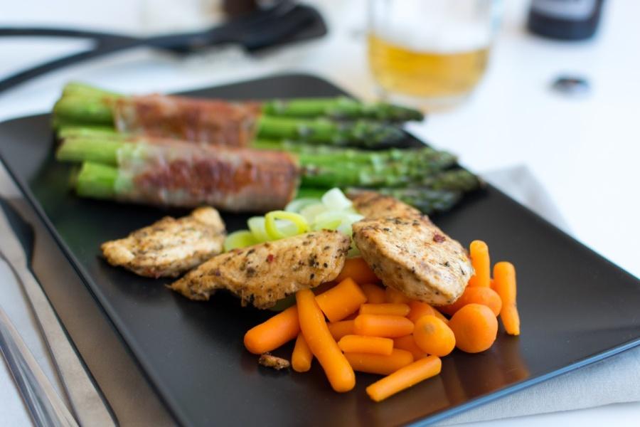 menú semanal equlibrado ayuda a mantener una buena alimentación