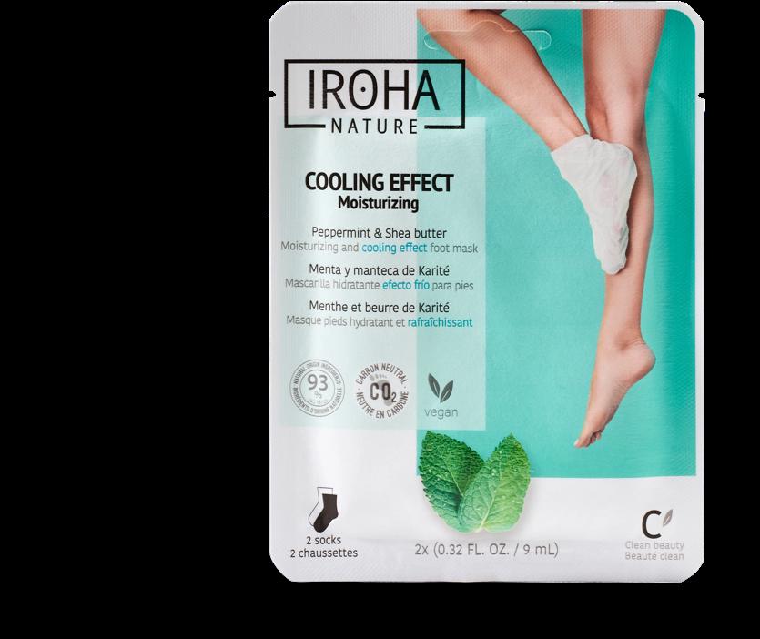 calcetines mascarilla elaborados con ingredientes naturales y efecto sauna con los que lucirás los pies perfectos este verano