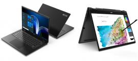 Acer presenta la nueva serie TravelMate P6 con dos portátiles potentes y ultraligeros para modelos de trabajo híbridos