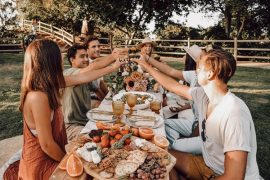 8 Alimentos que nos hacen felices