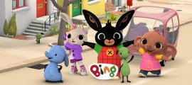 La serie de dibujos Bing lanza su App para los más pequeños