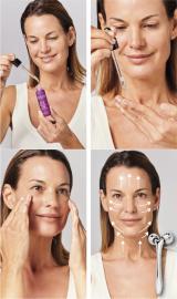 5 ejercicios para liberar el estrés facial y lucir una piel más tersa este verano