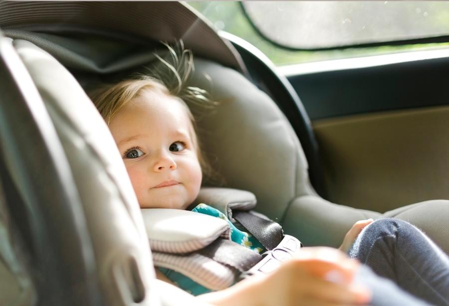 Viajar con bebés... ¿qué nos deberíamos llevar?