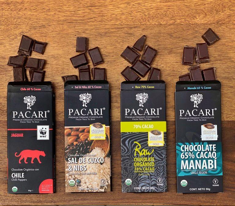 Comer chocolate negro en verano es bueno para la salud