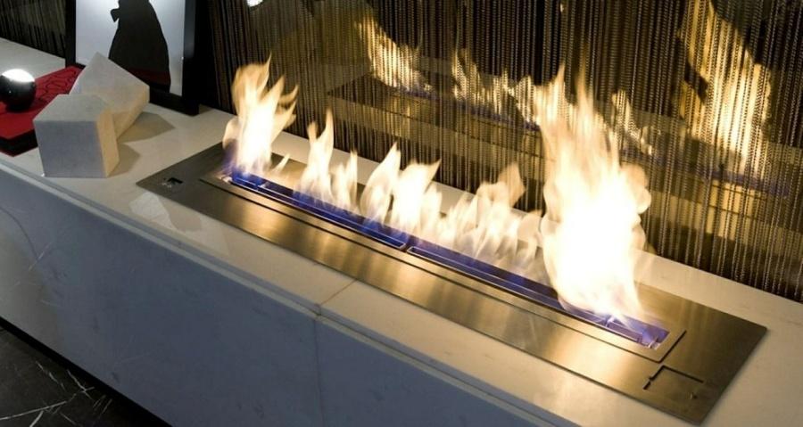 Caraterísticas de las chimeneas con bioetanol