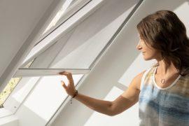 Verano VELUX, ventilación sin insectos
