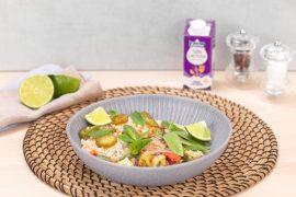 Receta ligera para comer verduras sin morir del aburrimiento