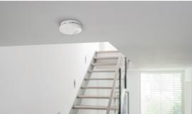 Gigaset presenta el nuevo detector de humo 2.0