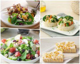 Descubre el menú saludable con el que triunfarás en tus cenas de verano