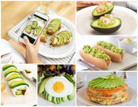 El aguacate, el superalimento más fotogénico: las recetas más 'instagrameables' para triunfar en redes sociales