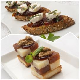 Karlos Arguiñano prepara 2 recetas con quesos TGT para este verano
