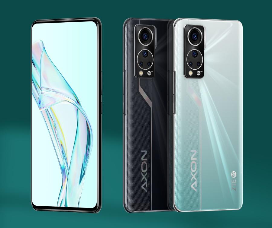 ZTE lanza el Axon 30, su smartphone de nueva generación con cámara bajo la pantalla