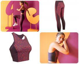 Decathlon y DOMYOS presentan una colección diseñada en colaboración con la influencer Sara Baceiredo