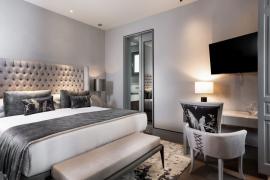 4 comodidades de habitación de hotel que puedes tener en casa