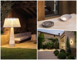 Ideas inspiradoras para iluminar tus espacios al aire libre