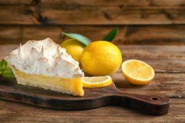 La receta de tarta de limón más ligera para superar la rentrèe