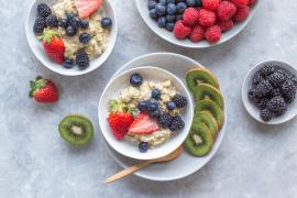 cómo es el desayuno ideal antes de ir al colegio